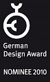 German Design Award Nominee 2010