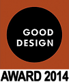 Good Design Award 2014